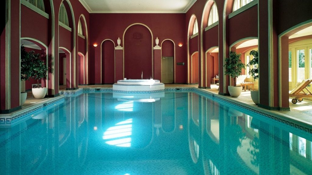 swimming pool at Hartwell House beautiful hotels with pools for the summer