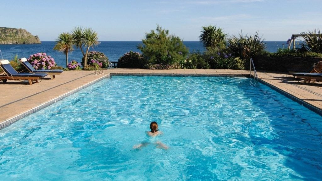 The Nare swimming pool