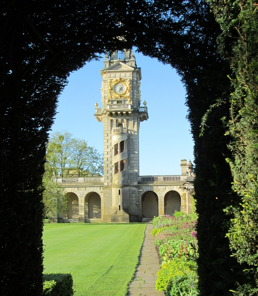 Cliveden clock tower