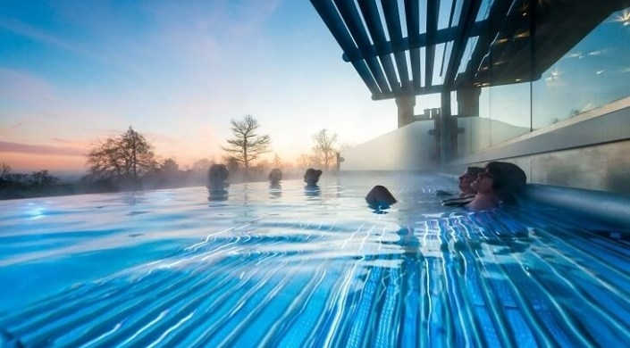 A most relaxing stay at Ragdale Hall spa in Leicestershire