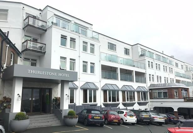 Thurlestone hotel exterior