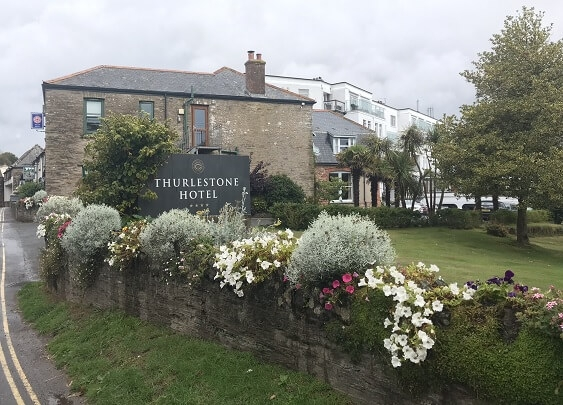 Thurlestone hotel south Devon