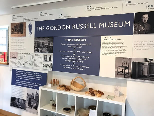 Gordon Russell Design Museum