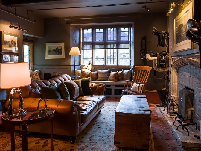 luxury hotels in the cotswolds lygon arms