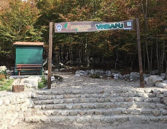 Vrbanj adventure park