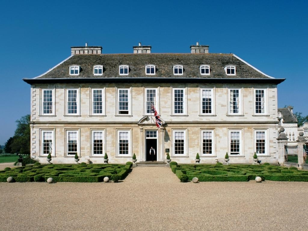 A relaxing stay at Stapleford Park hotel, golf and spa in Leicestershire