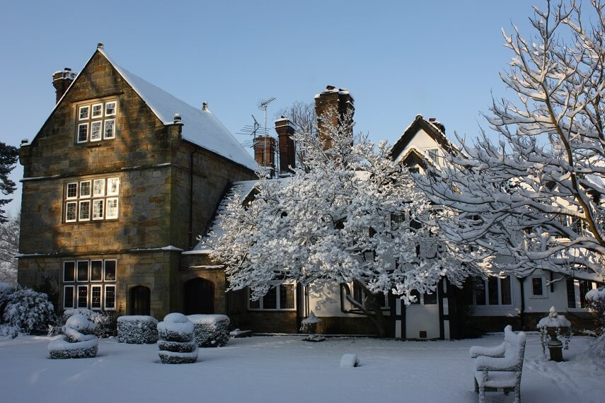What it was like spending Christmas at a luxury country house hotel