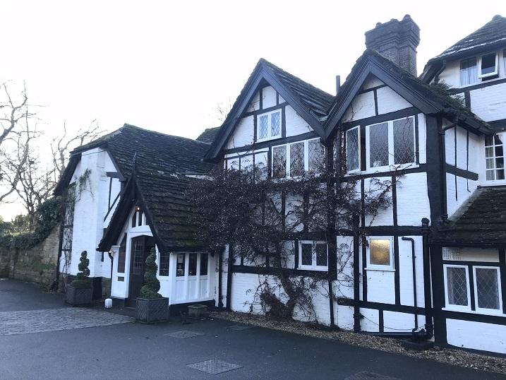 Ockenden manor hotel