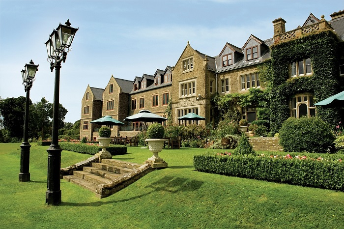 A West Sussex spa hotel stay come rain or shine at South Lodge, Horsham