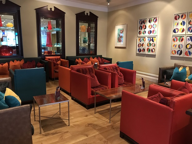 bar at the headland hotel
