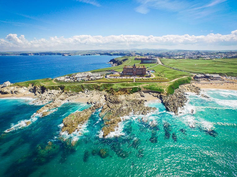 The Headland hotel Cornwall: luxury stay in the heart of Newquay