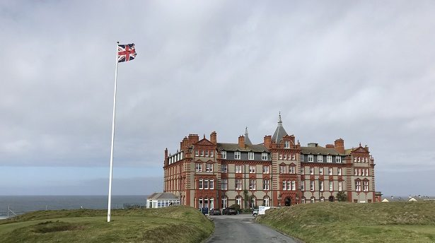 review headland hotel newquay cornwall