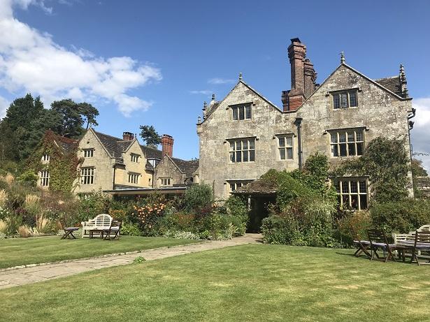 best hotels in west sussex gravetye manor gardens