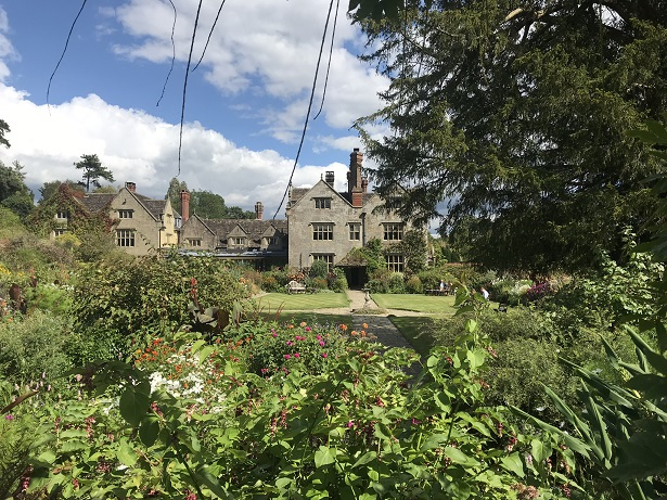 A luxurious foodie stay at Gravetye Manor, a West Sussex gem