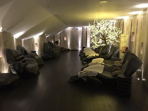 spa at the headland hotel