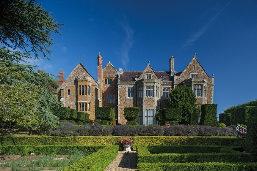 Luxury after lockdown: a Covid secure stay at Fawsley Hall Northamptonshire