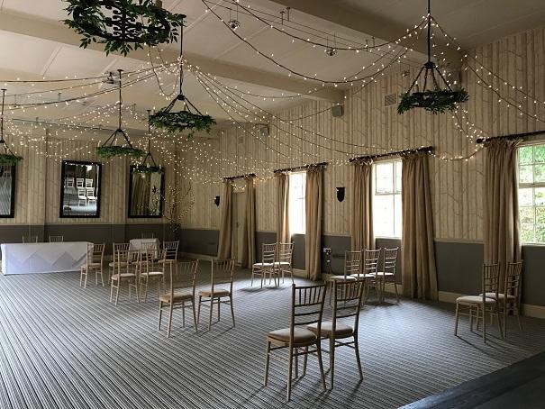 UK hotels after lockdown weddings