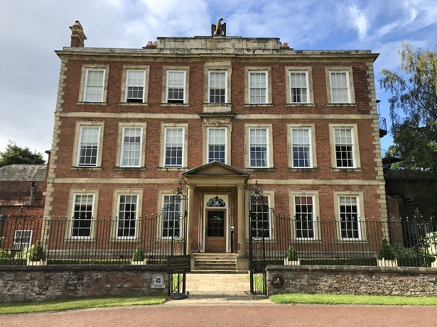 An Historic House Hotels hat-trick with my stay at Middlethorpe Hall York