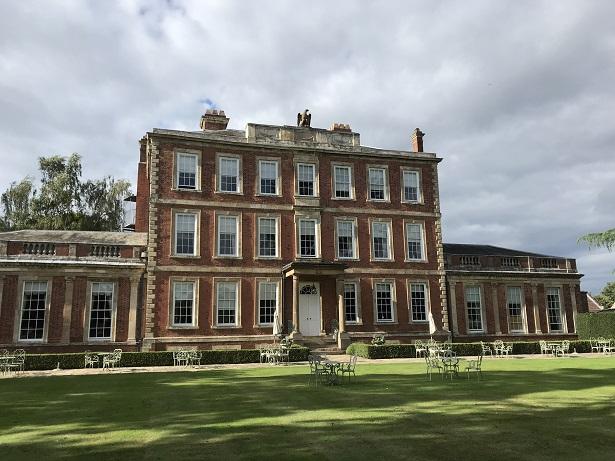 Yorkshire luxury hotel Middlethorpe Hall