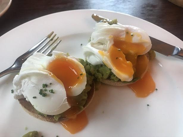 Lainston House hotel Winchester breakfast