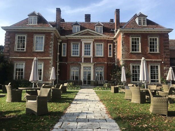 Lainston House hotel Winchester: a delightful autumn stay