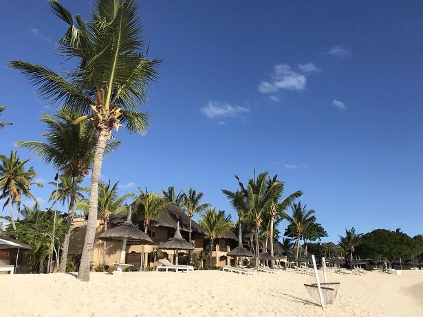 beach Shanti Maurice best hotels in Mauritius