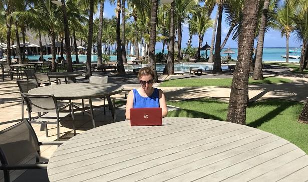 digital nomad Mauritius