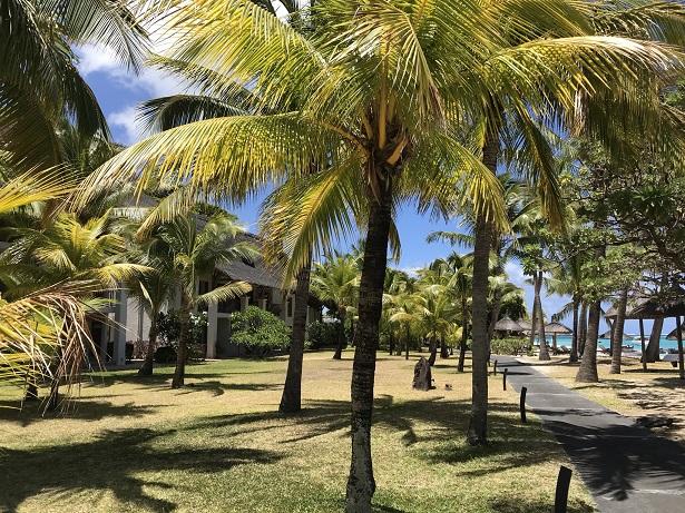 Paradis beachcomber hotel Mauritius