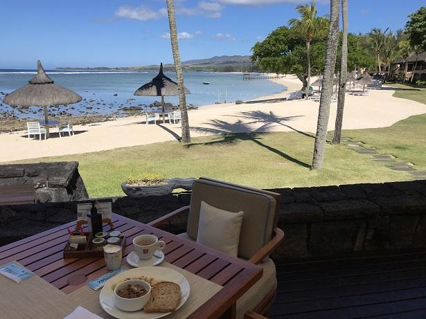 breakfast Shanti Maurice Mauritius