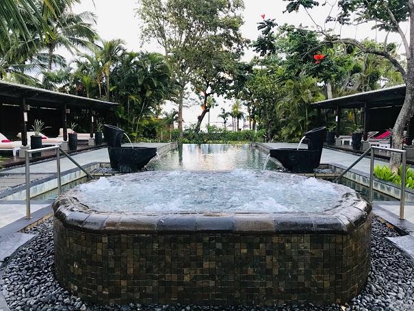 spa at Shanti Maurice Mauritius