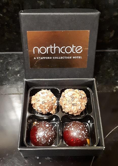 restaurant kit northcote gourmet box chocolate