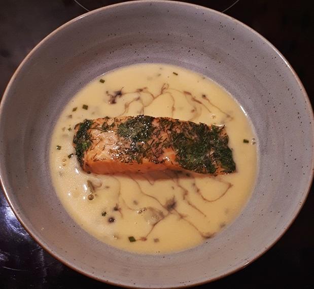 restaurant kit northcote gourmet box trout