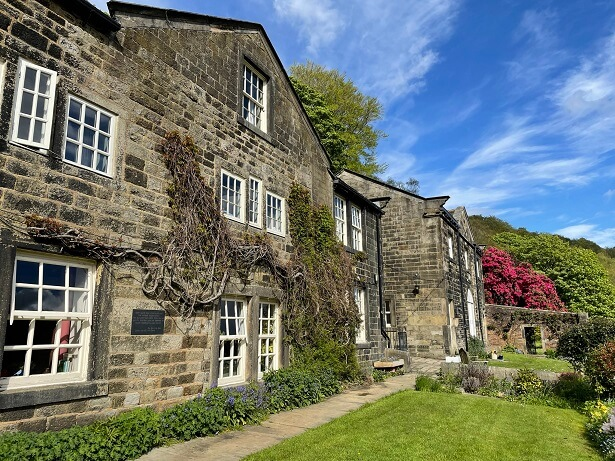 A week of writing and walking at Arvon Foundation writers' retreat