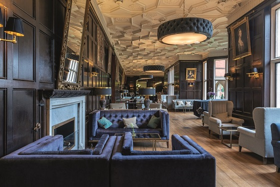 Hoar Cross Hall hotel review