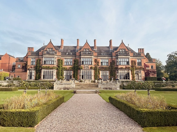 A luxury spa hotel in Staffordshire: Hoar Cross Hall hotel review